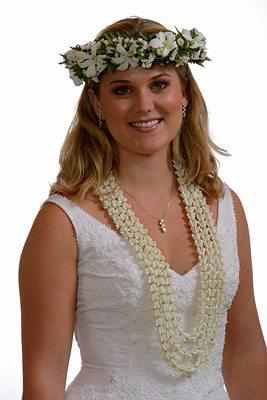 triple crown flower hawaiian lei for gifts luaus weddings and